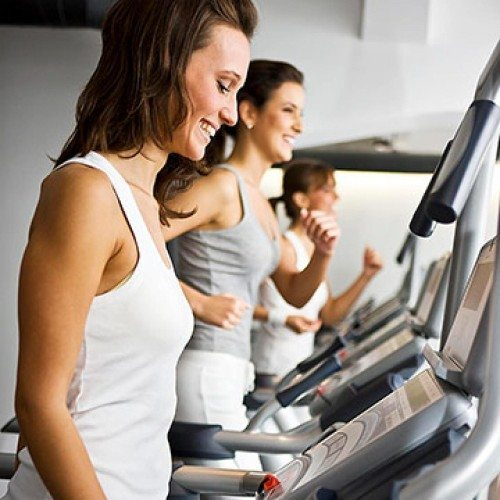 Treadmill exercise routines