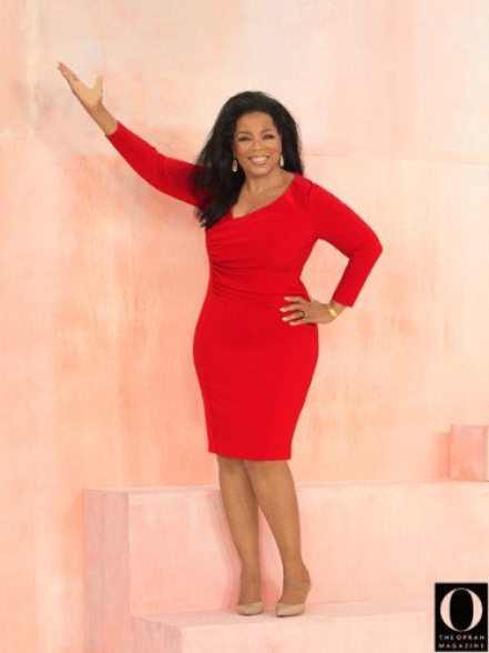 Oprah's weight loss