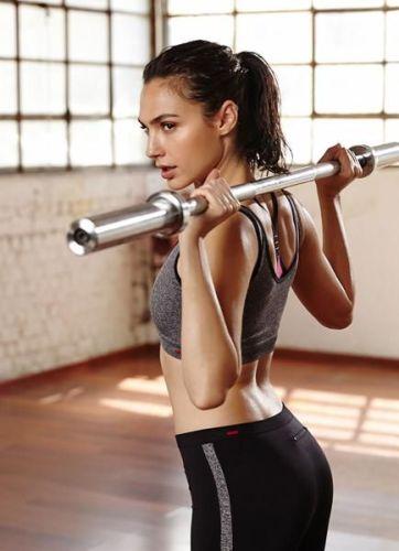 Gal Gadot fitness