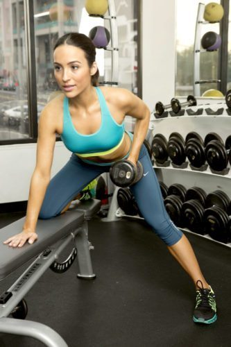 dumbbells and weight loss
