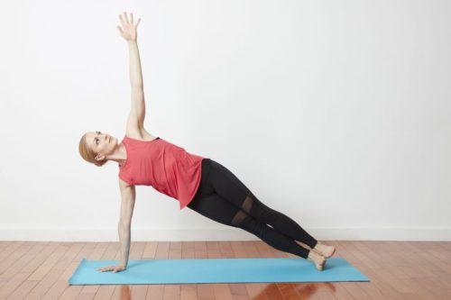 yoga poses for better abs