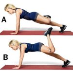 Exercise of the Week – Butt Lift Plank