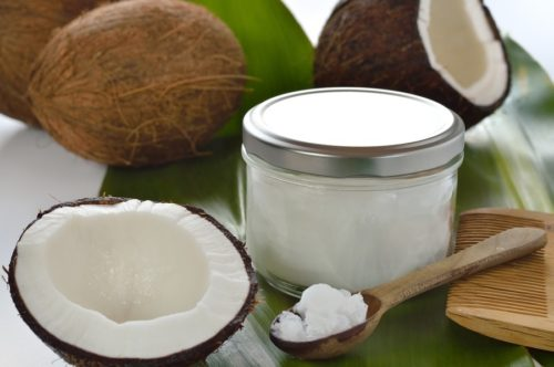 ozone coconut oil