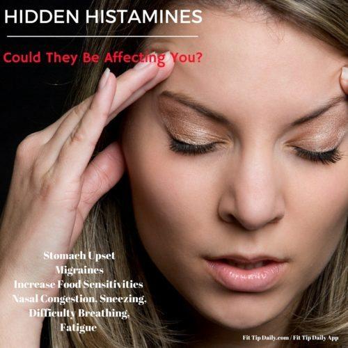 histamines in food