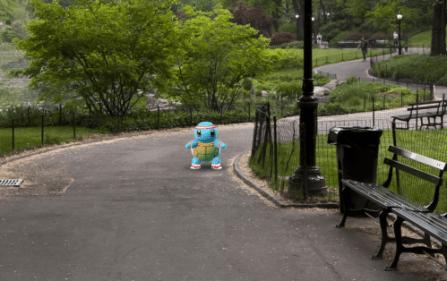pokemon go fitness