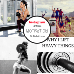 Instagram Fitness Motivation – These Accounts Could Help You Turn Up the Intensity