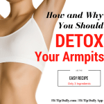 How to Detox Your Armpits and Why