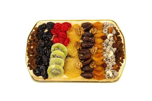 hidden holiday calorie bombs - dried fruit