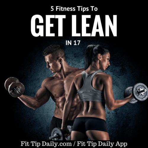 get lean tips
