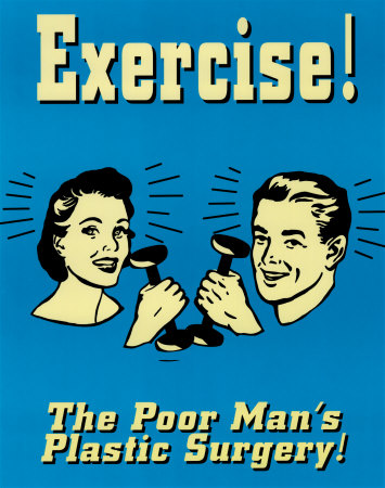 exercise-poster
