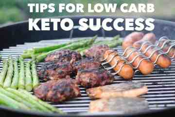 3 proven tips for low carb keto success