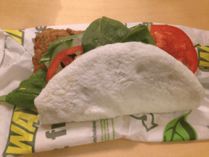 Low Carb Subway Option