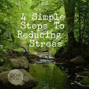 4 natural ways to alleviate stress