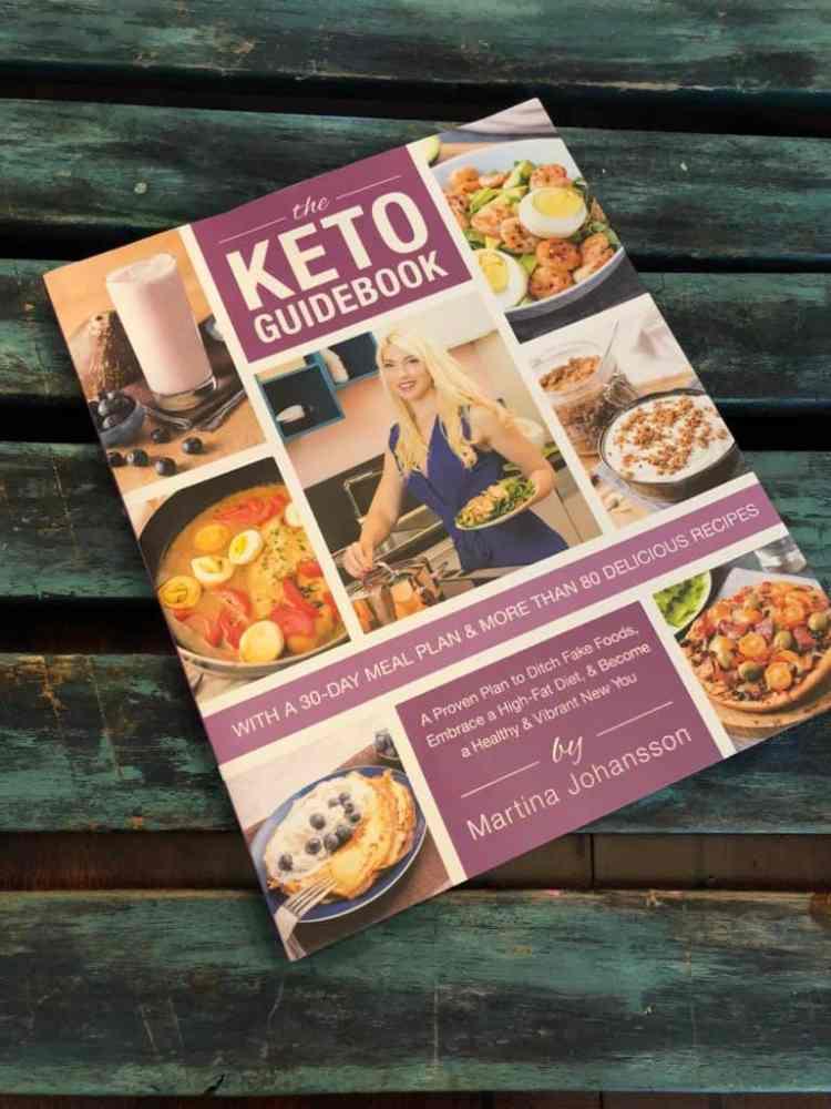 the keto guide book