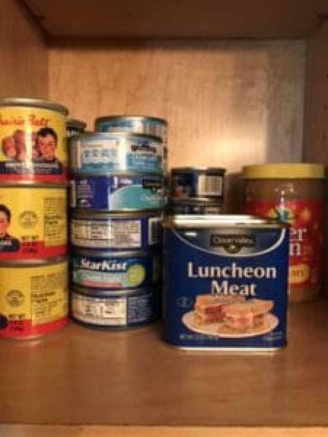 low carb keto emergency food prep