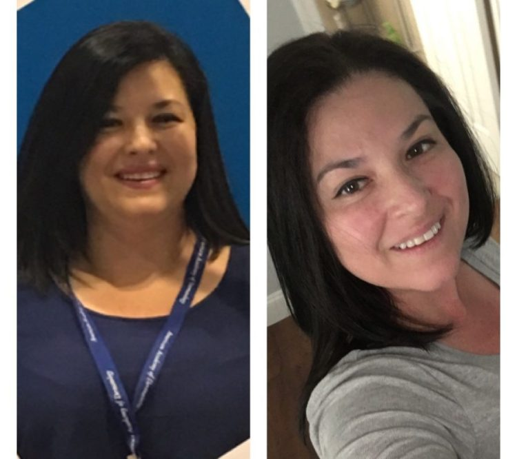 Merilyn Clay Keto OS Transformation
