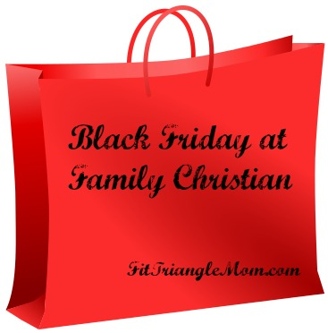 black friday at Family Christian