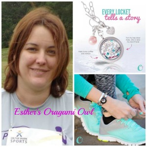 esther's origami owl
