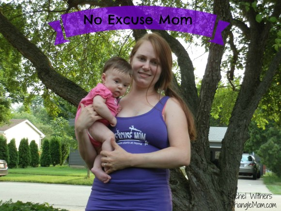 No Excuse Mom, Fit Mom, FitTriangleMom.com