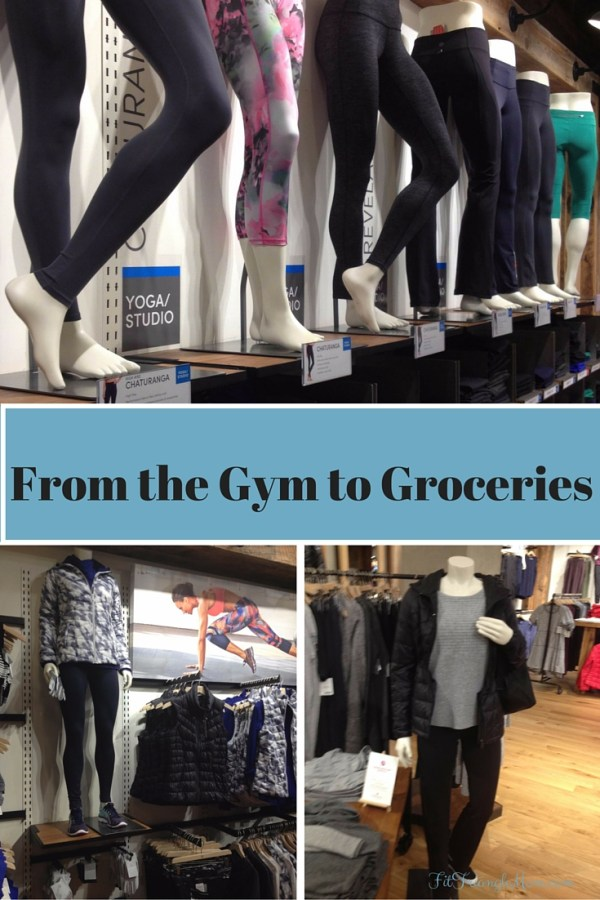 Athleta women's clothing easily transition from the gym to the grocery. Personal stylists work with customers to help them find their perfect fit and look.