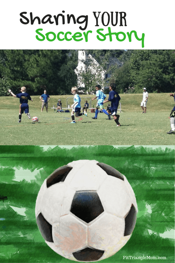 Where does your soccer story start? Are you ready to try something new or move to the next level? Soccer Mom guide.
