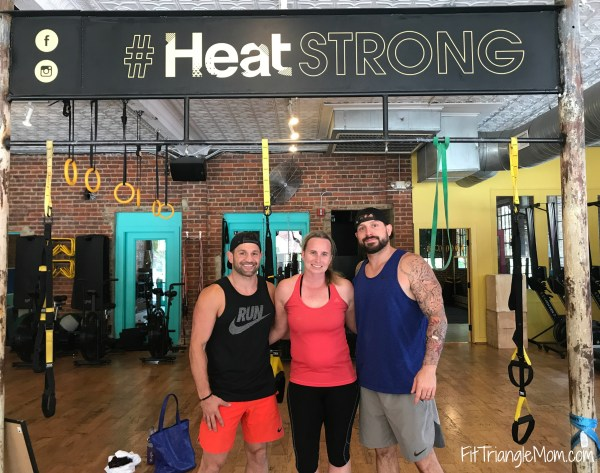 Heat Strong in Raleigh takes your fitness journey to the next level.