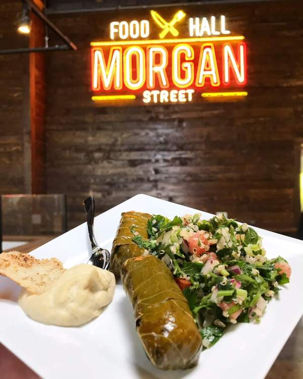 morgan street food hall friday favorites food