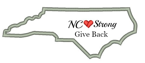 nc strong give back hurricane florence