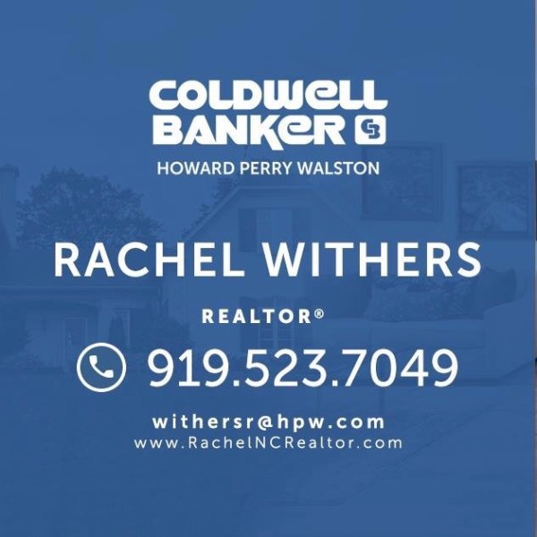 Raleigh Realtor, Rachel NC Realtor
