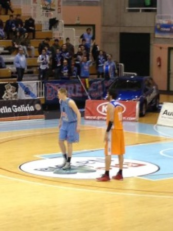 European professional basketball