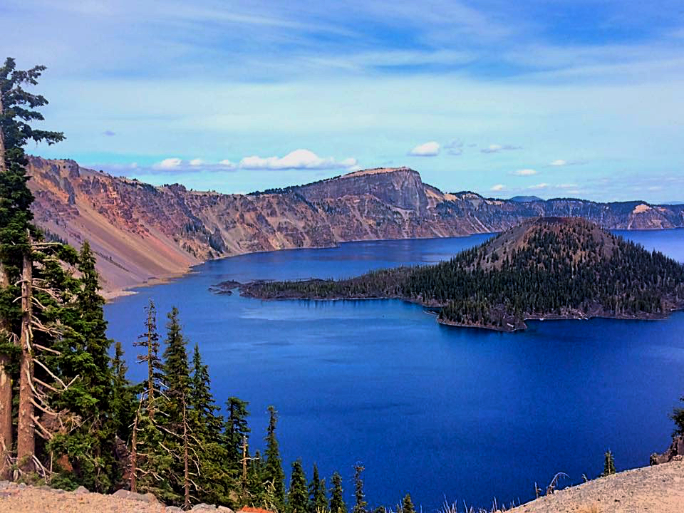 Seven Wonders of Oregon: Crater Lake