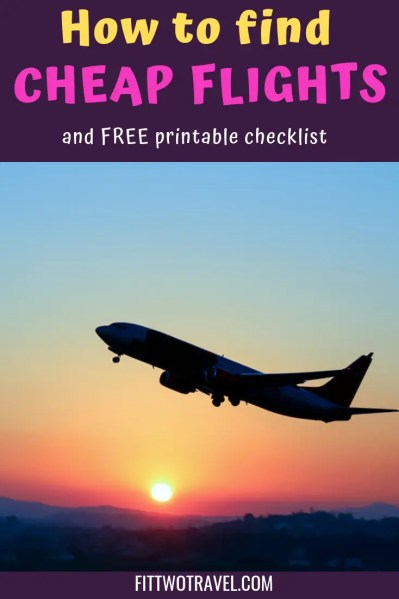 Wondering how to find the best airplane deals? here are the best websites to find cheap flights