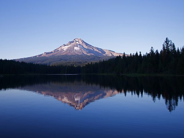 6 days trips from portland Mt. Hood Oregon