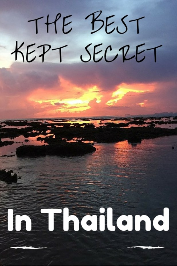 Koh Lanta is the best kept secret in Thailand - quiet, peaceful beaches and amazing sunsets Fittwotravel.com