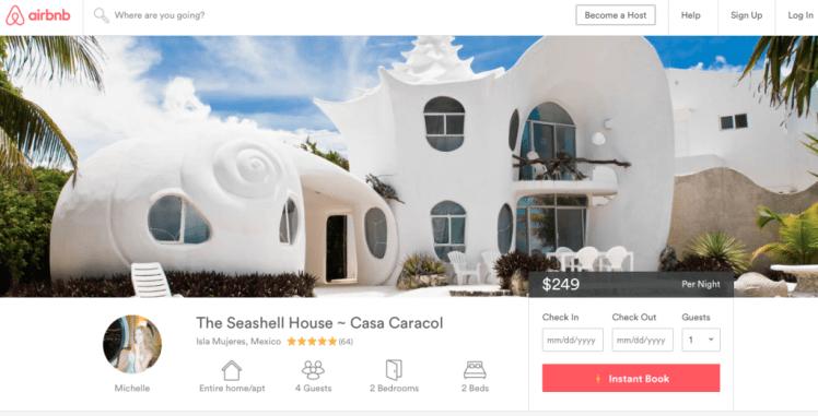 airbnb rental pic