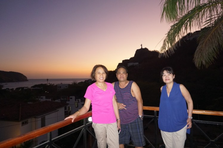Bahia Del Sol View with Parents
