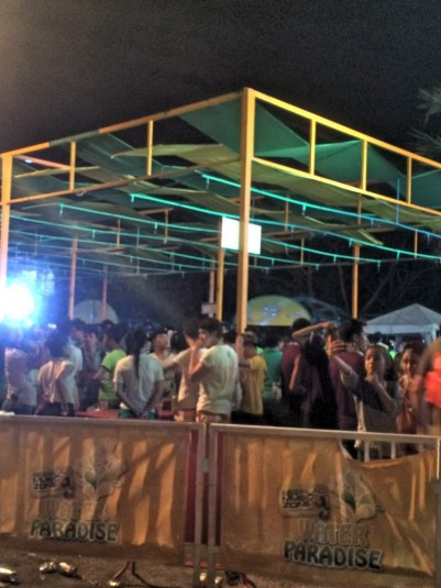 songkran party outside fittwotravel.com-
