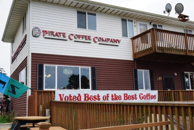 Pirate Coffee Lincoln City fittwotravel.com