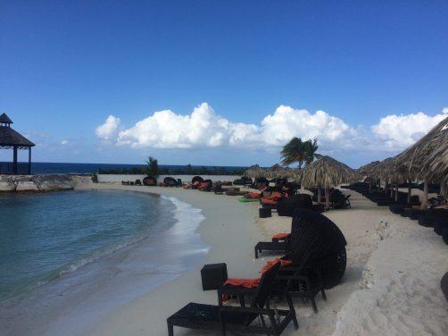 preferred club beach