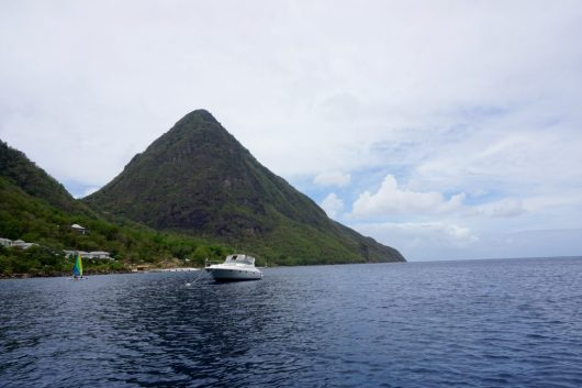 Spencer Ambrose tours ST Lucia Cruise fittwotravel.com