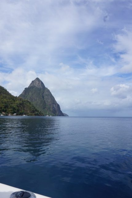 The Piton Mountains