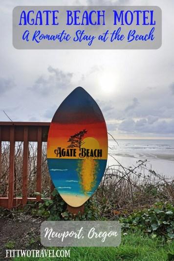 stay at agate beach motel oregon coast fittwotravel.com