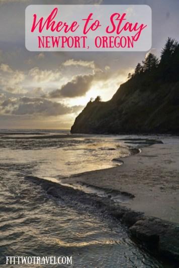 A romantic stay at agate beach motel along the oregon coast fittwotravel.com