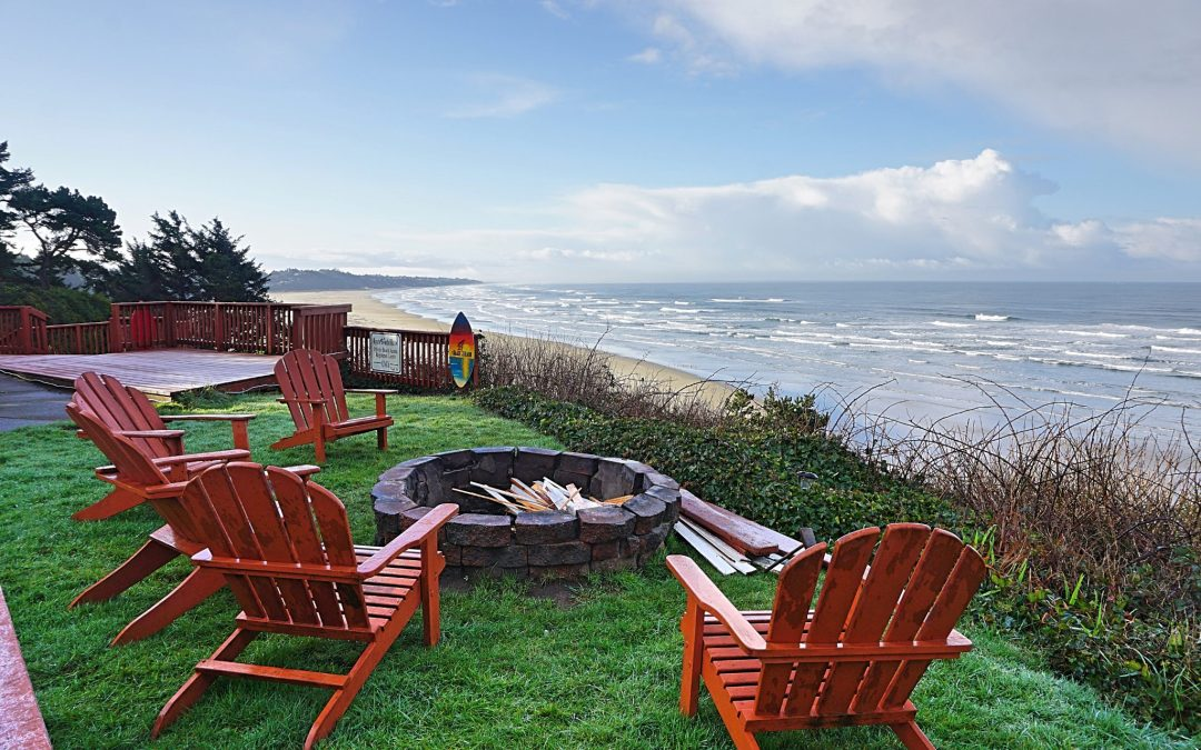A Romantic Stay at the Oregon Coast at Agate Beach Motel
