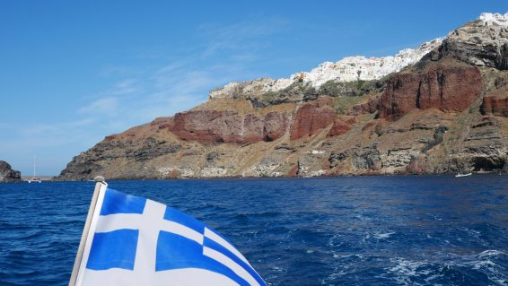 sailing santorini cruise fittwotravel.com