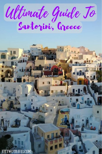 The guide to the best place to stay in Santorini. Whether you are looking for a budget or luxury hotel in Santorini, this guide will help you figure out the best hotel in Santorini, also including things to do in Santorini Fittwotravel.com