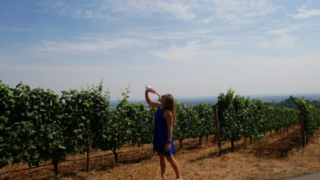 Oregon Wine country travel guide