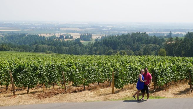 Wineries to visit Willamette Valley Oregon