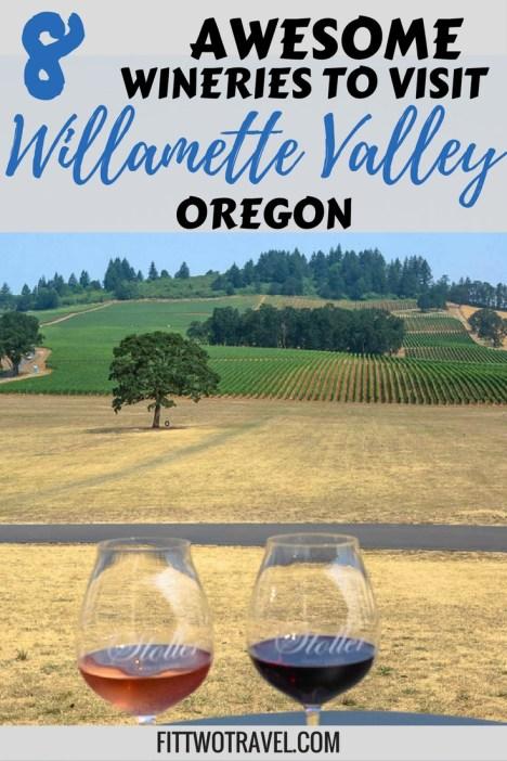 Wineries to Visit in the Willamette Valley | Oregon Wine Country | Best Wineries in Oregon | Wine tasting