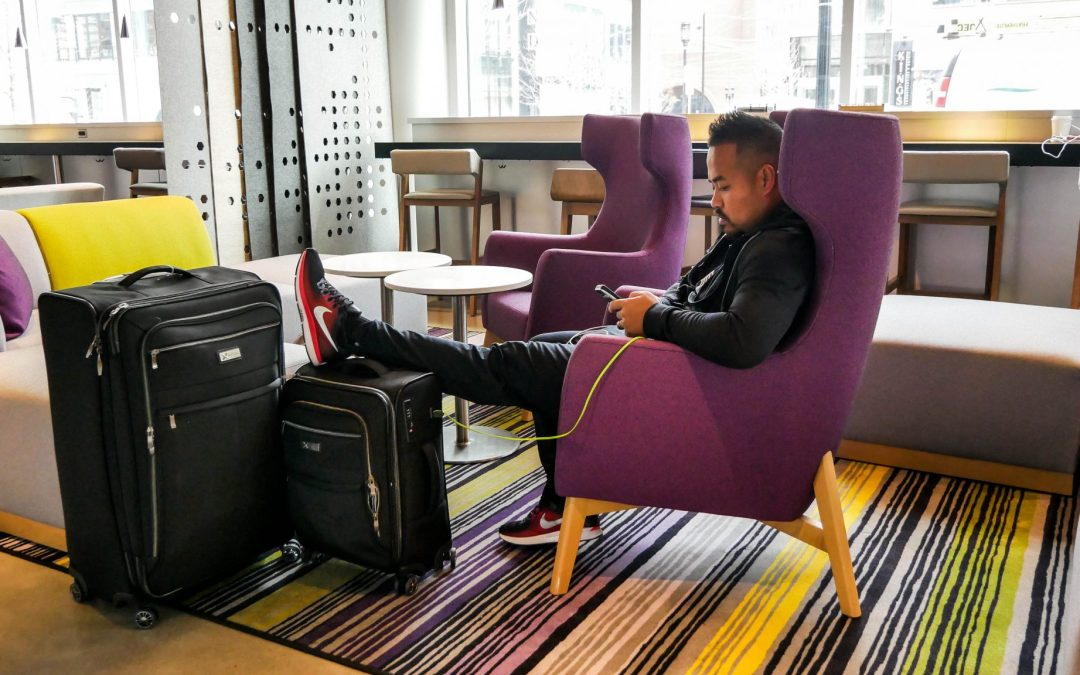 IFly Luggage X Series: The Best Lightweight Luggage